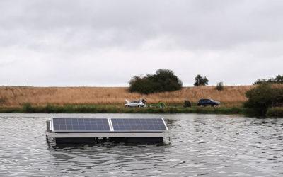 Saint-Quentin choisit la solution d'un ingénieur de Rambouillet pour dépolluer l'étang de Val Favry