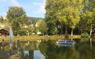 Une solution pour améliorer la qualité de l'eau a été expérimentée Orsay, applicable aux Étangs de Hollande