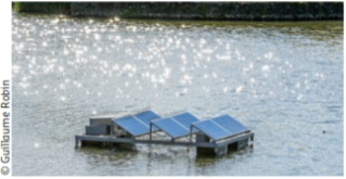 Saint-Quentin mise sur l'énergie solaire pour la gestion des bassins
